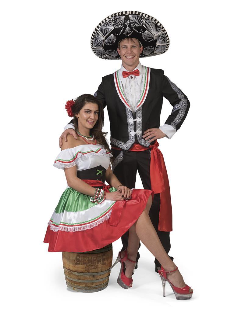 Kostuum Mexicaanse Maximo Heren