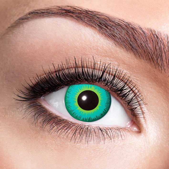 Lenzen Magic Green Eye (1maand)
