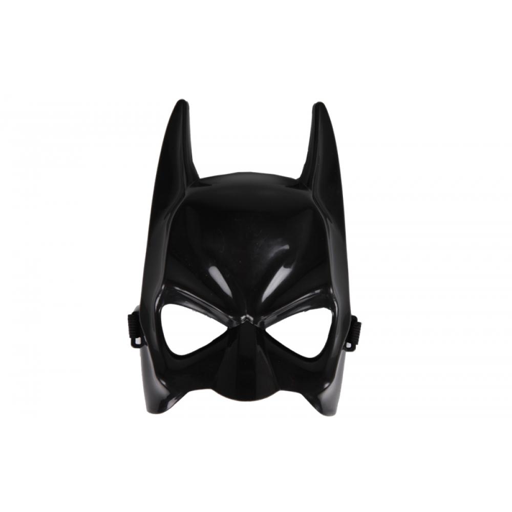 Oogmasker Plastic Batman Zwart