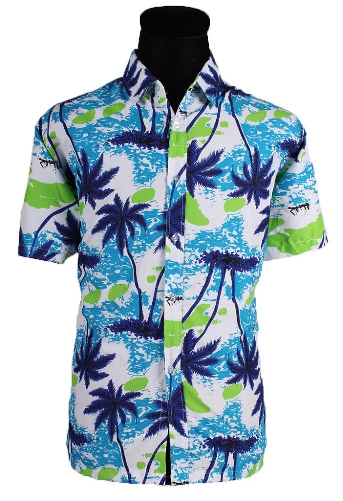 Hawai Shirt Summerset Heren