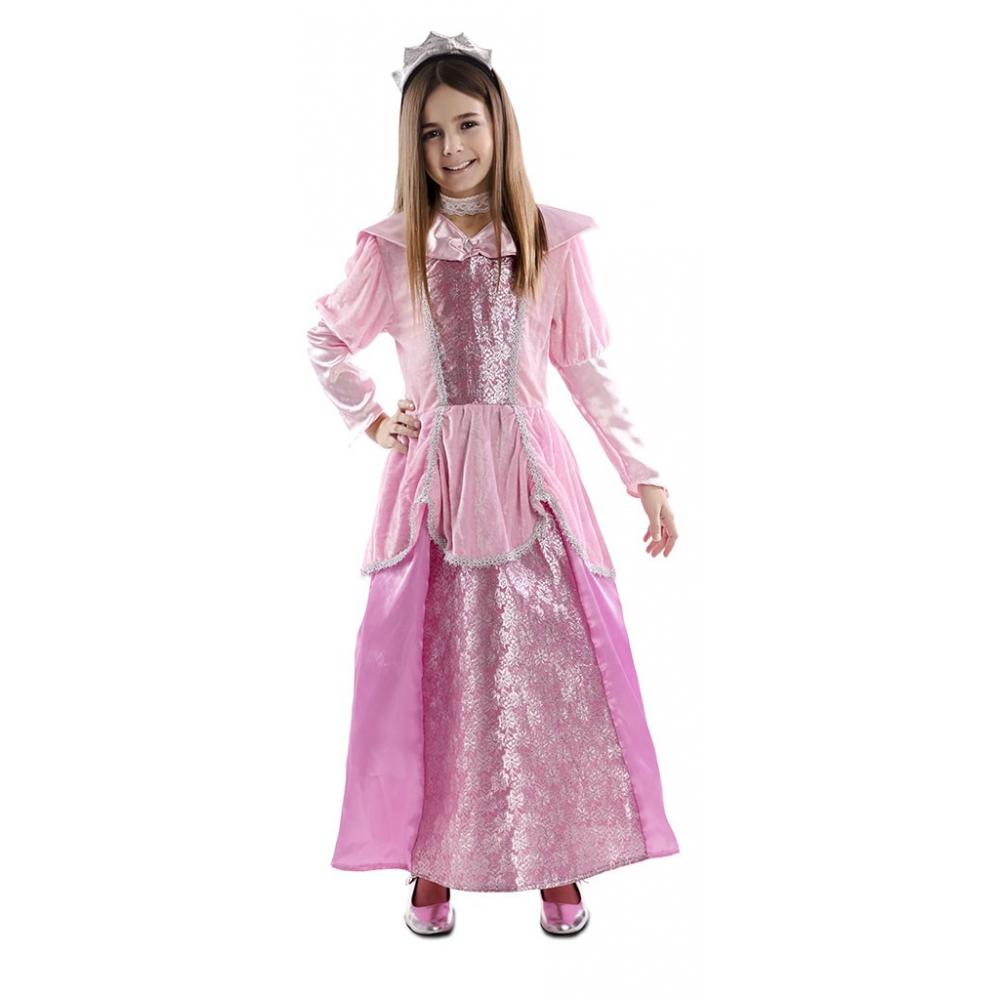Jurk Prinses Roze Meiden