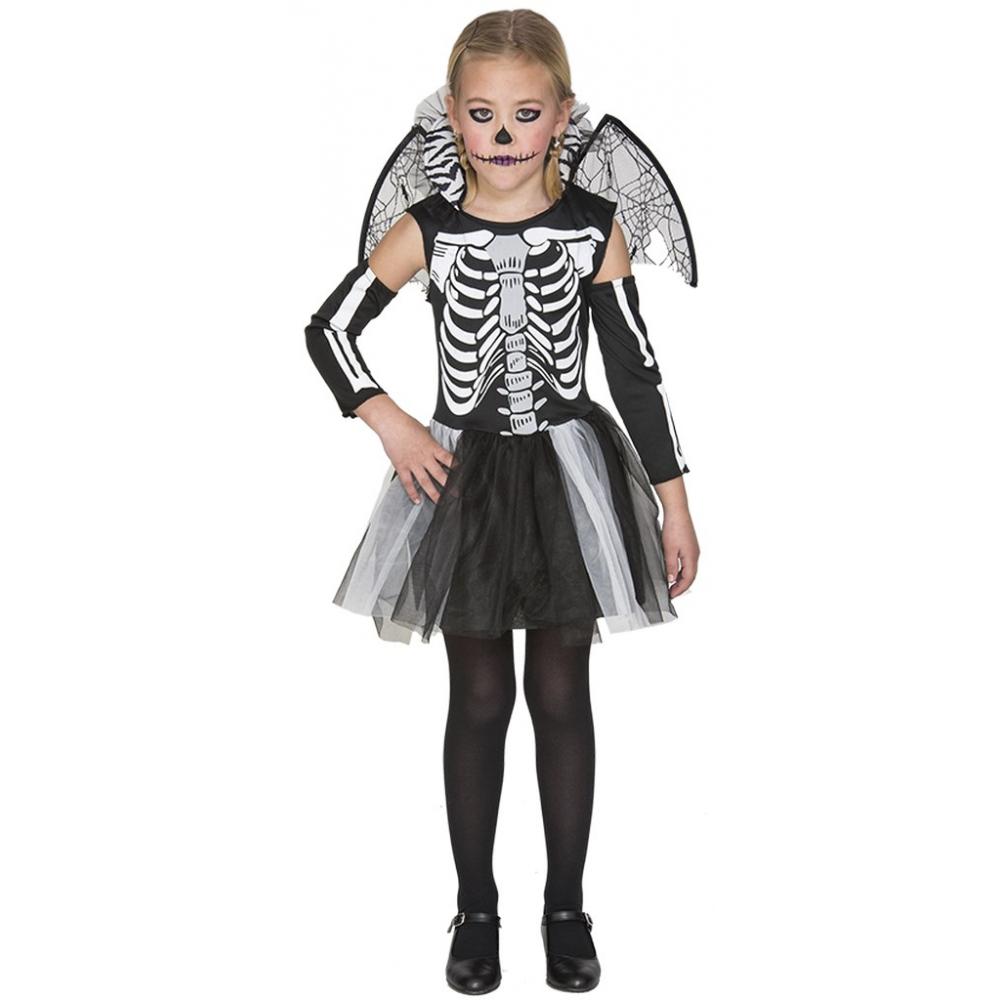 Jurkje Skelet Meisje