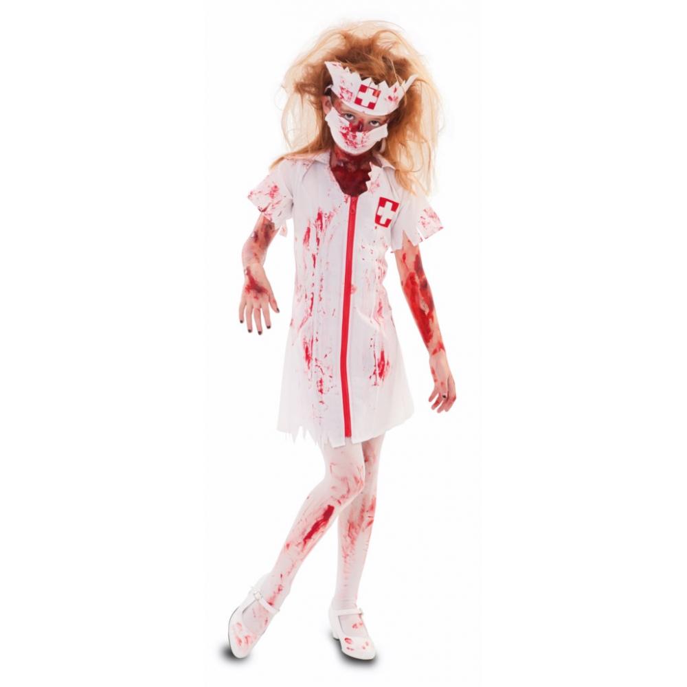 Jurkje Zombie Verpleegster Meisje