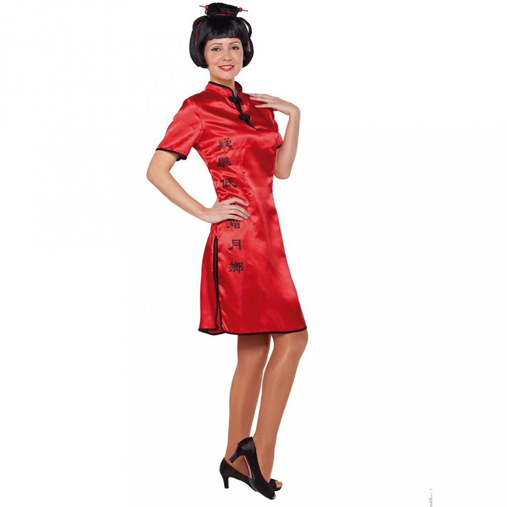 Kostuum Chinees Dames