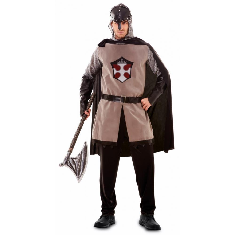 Kostuum Middeleeuwse Ridder Heren Mt.M/L