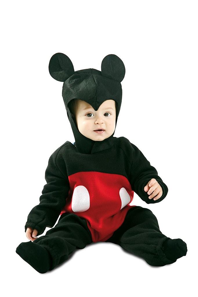 Kostuum Muisje/Mickey Mouse Kind