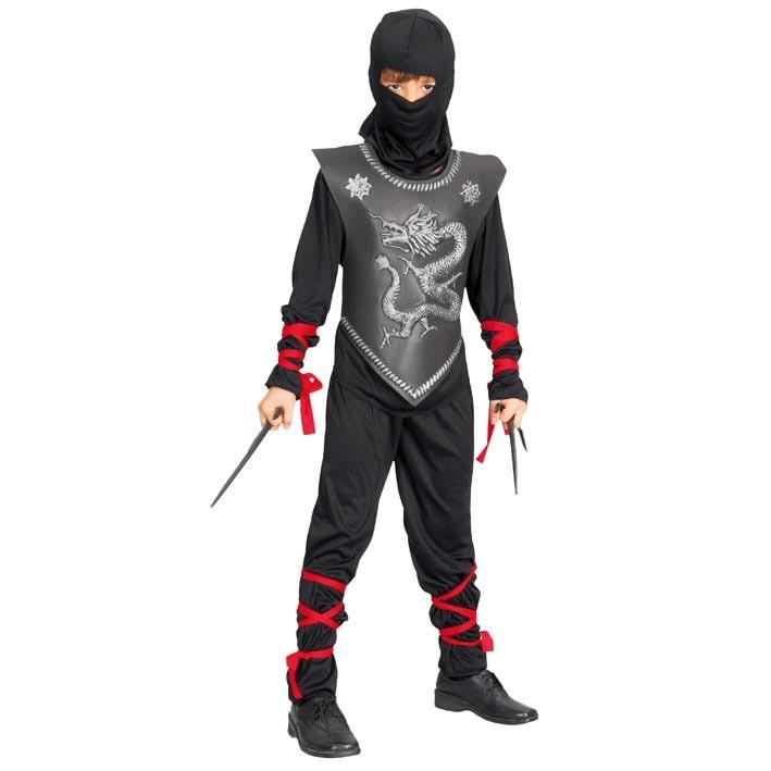 Kostuum Ninja Kind