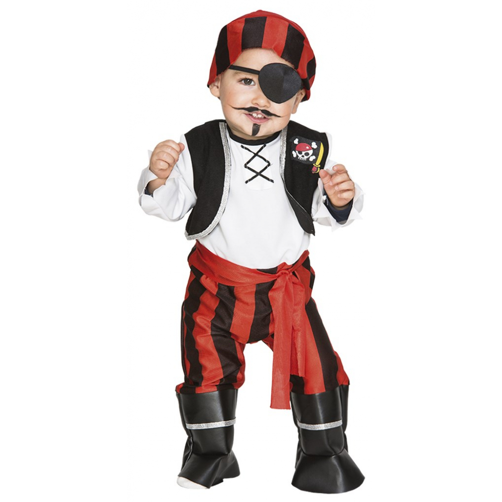 Kostuum Piraat Baby Kind