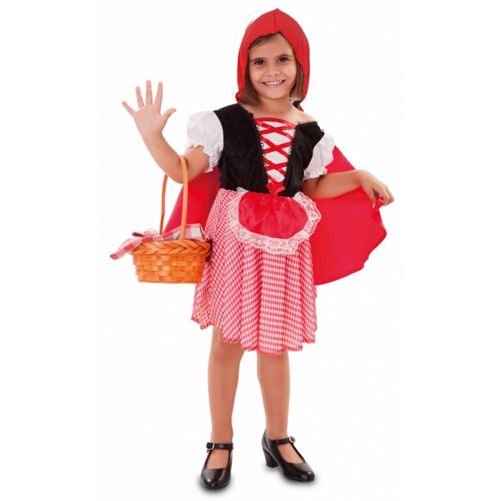 Kostuum Roodkapje Budget Kind