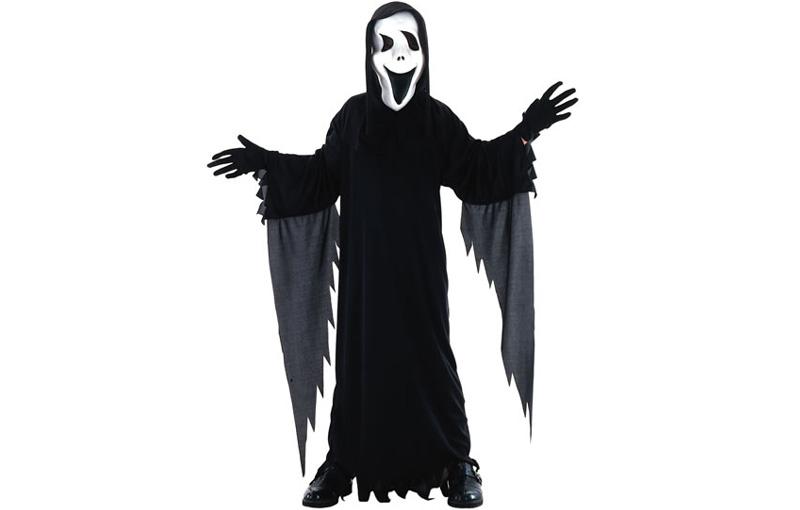 Kostuum Scream met Masker Kind