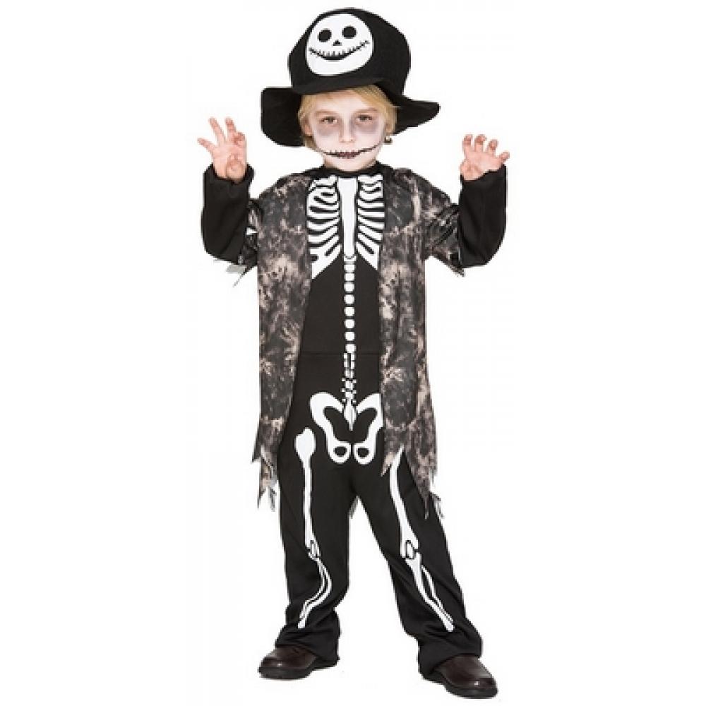 Kostuum Skelet Kind