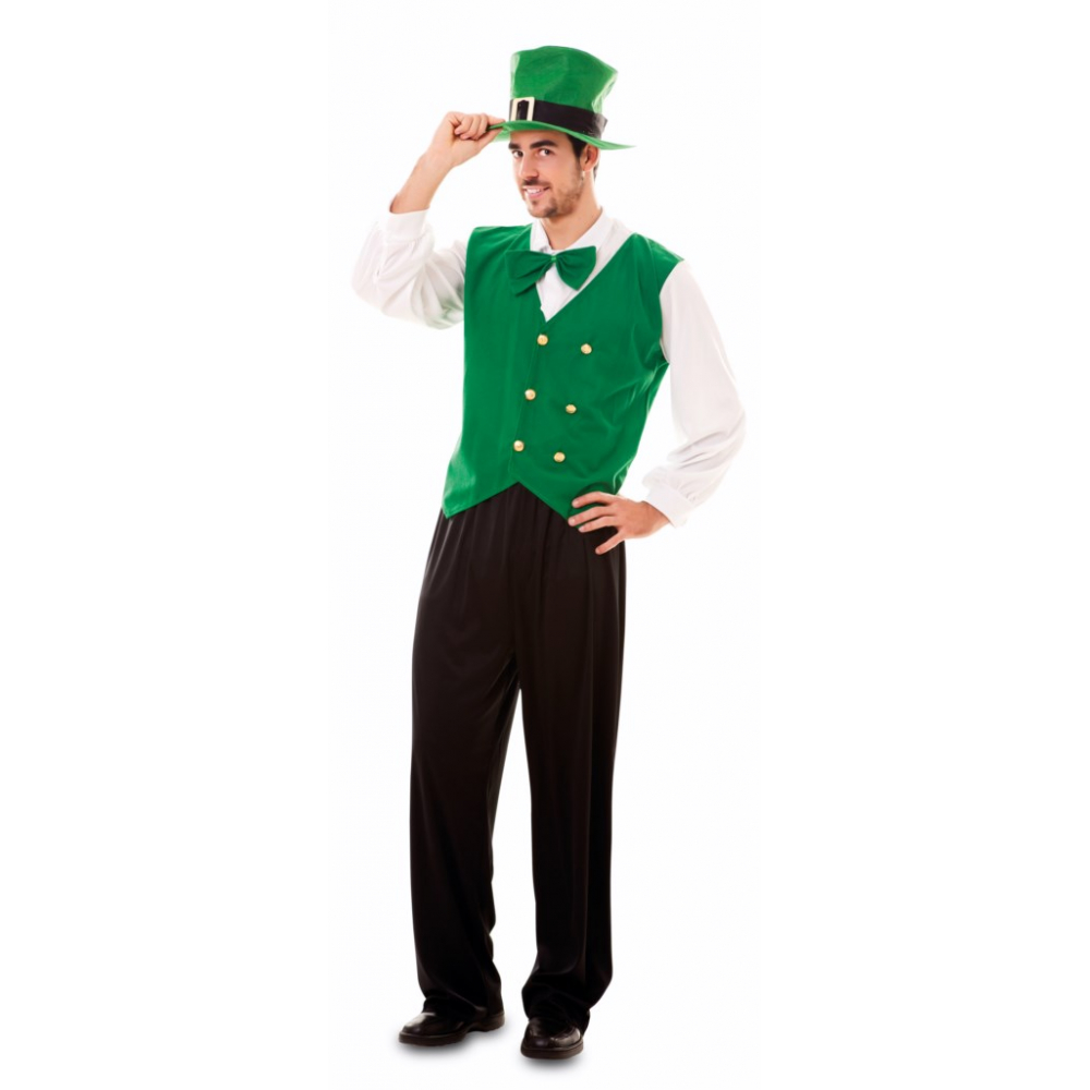 Kostuum St.Patrick's Day Heren