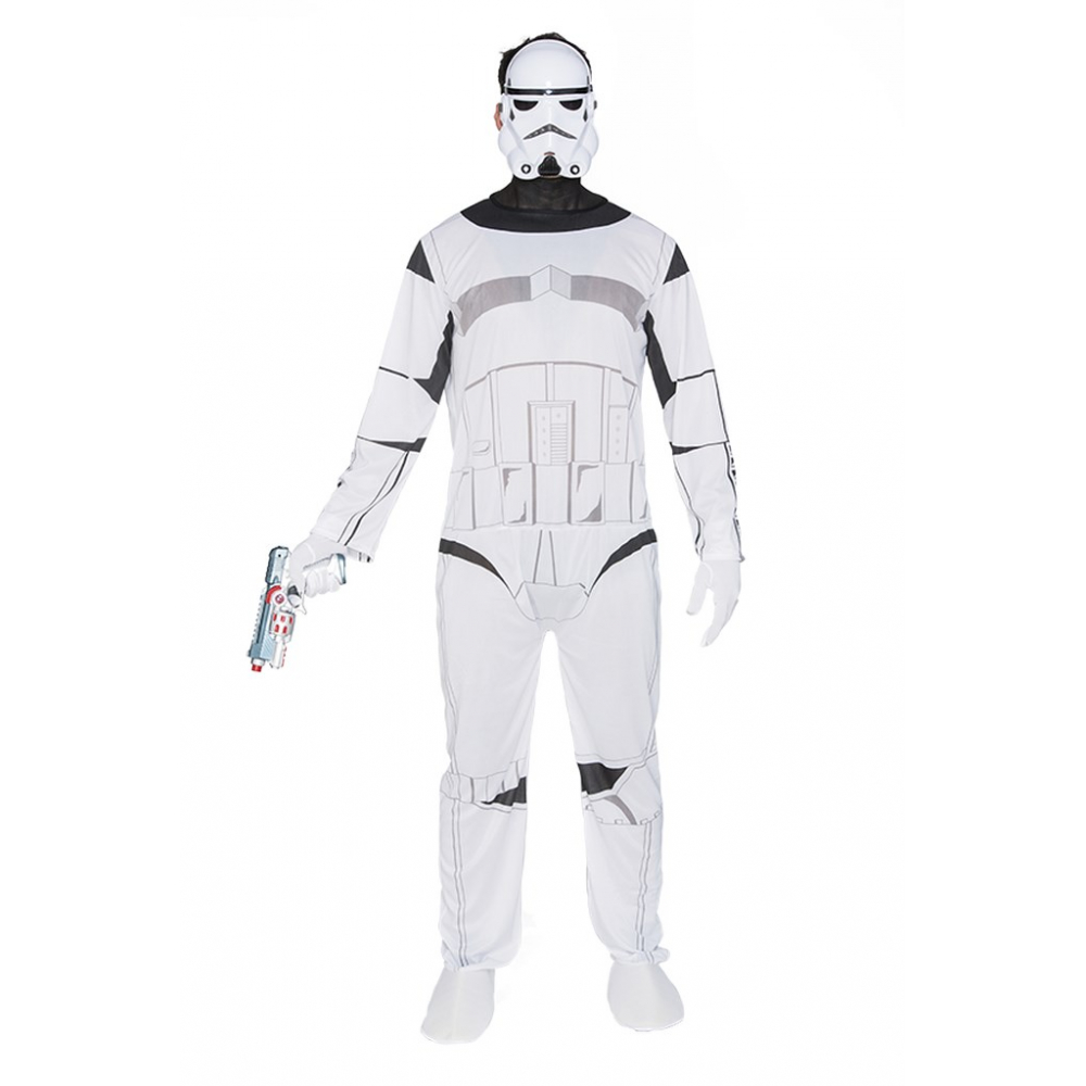 Kostuum Star Wars Soldaat Heren Mt.M/L