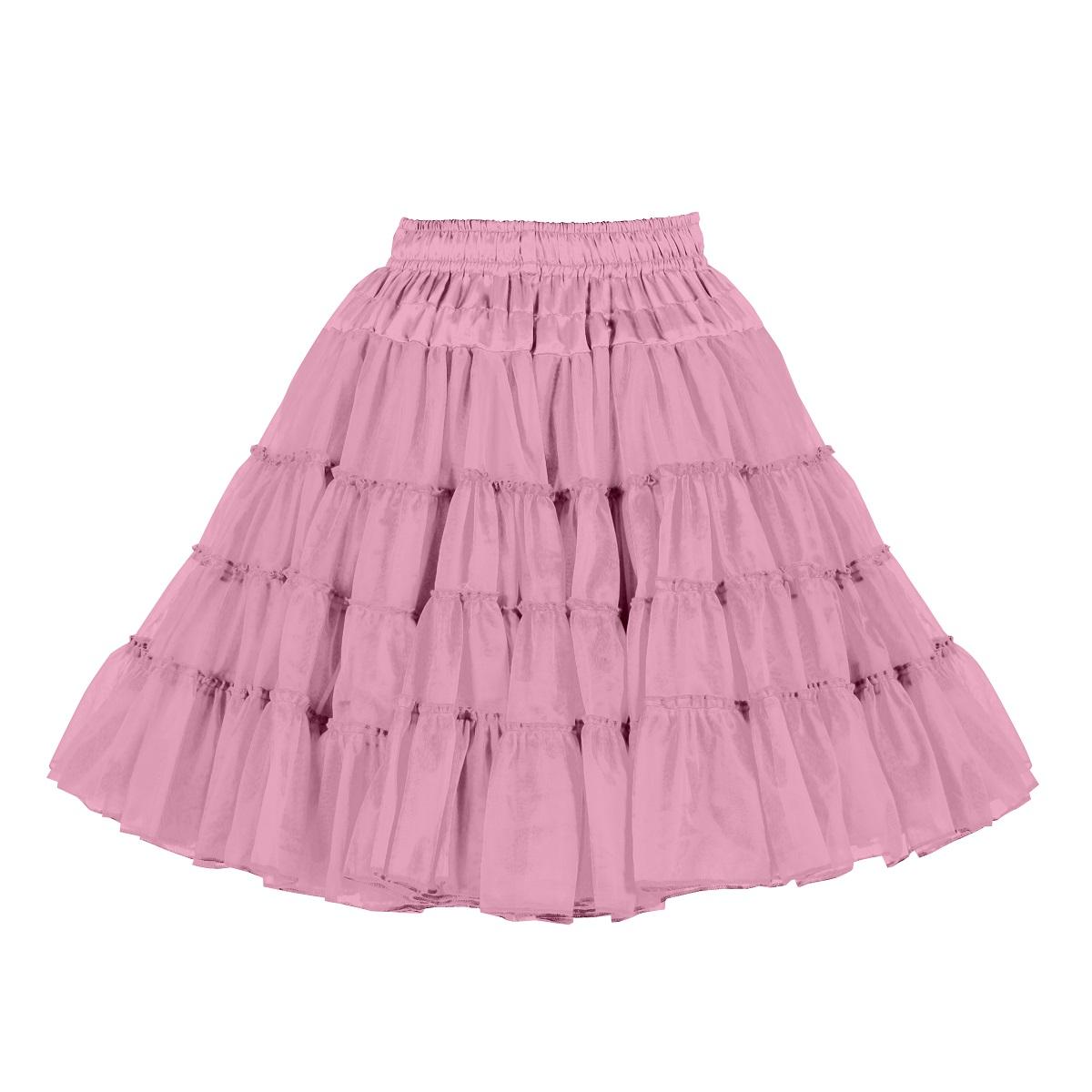 Pettycoat Luxe 3-Laags Baby Roze Volwassen