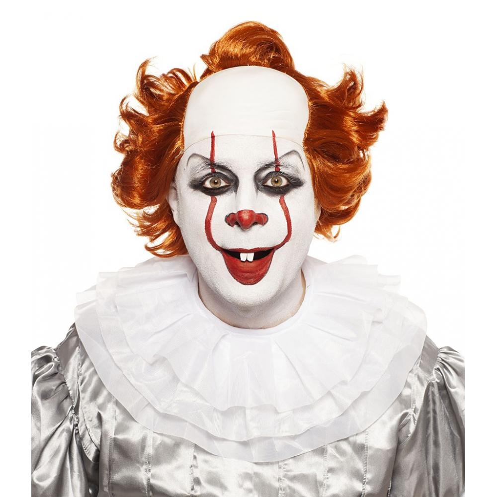Pruik Duivelse Clown It Luxe