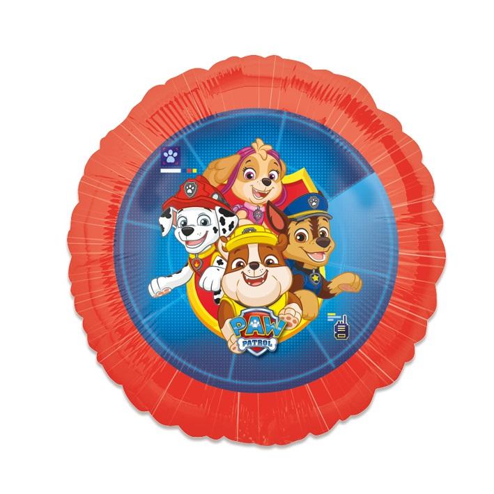Folieballon Paw Patrol 43cm