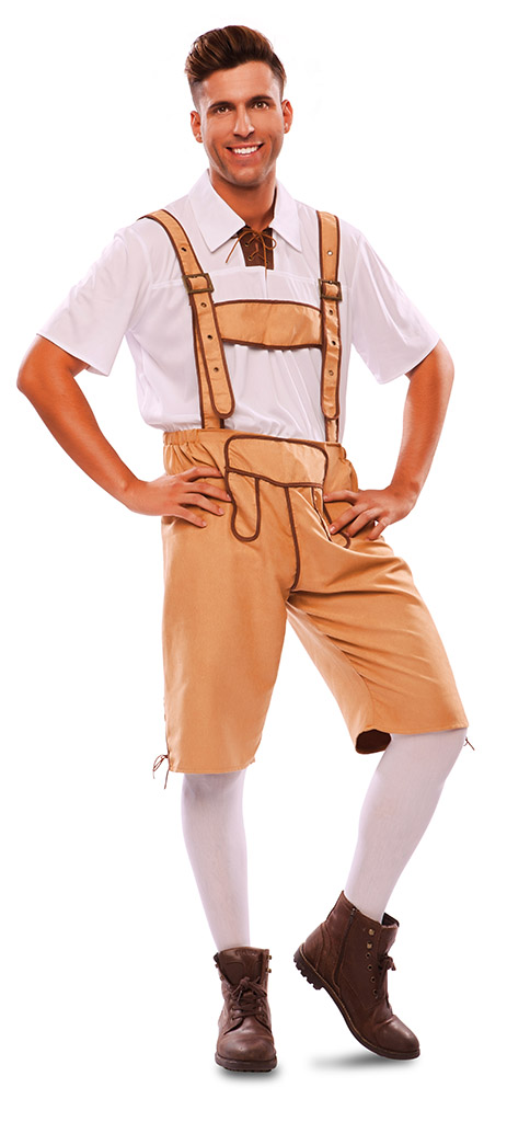 Kostuum Tiroler Man Heren