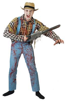Kostuum Walking Dead Tuinman Heren