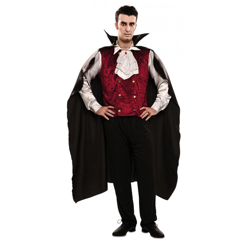 Kostuum Elegante Vampier Heren