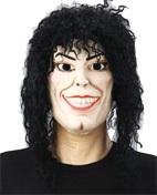 Rubber Masker Michael Jackson Foam