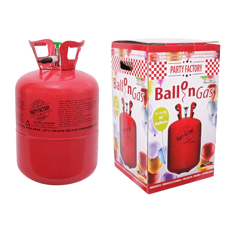 "Helium Wegwerptank ca. 50x9""/27x12"""